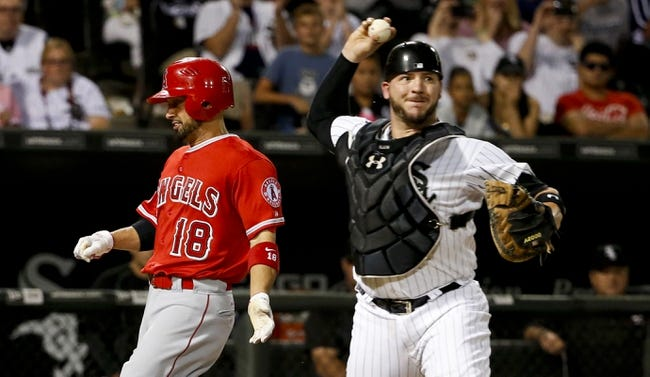 White Sox vs. Angels - 8/12/15 MLB Pick, Odds, and Prediction