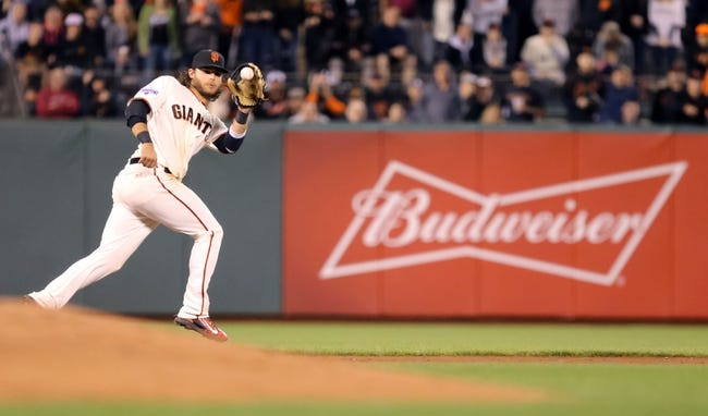 San Francisco Giants vs. Houston Astros - 8/12/15 MLB Pick, Odds, and Prediction