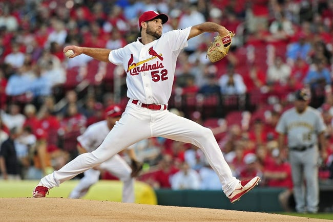 Giants at Cardinals - 8/17/15 MLB Pick, Odds, and Prediction