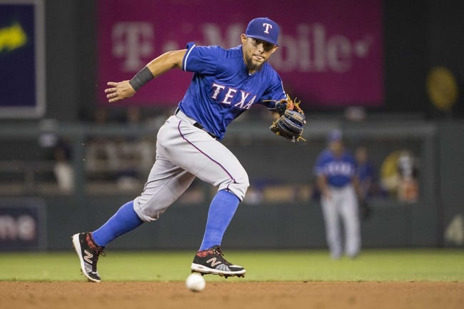 Minnesota Twins vs. Texas Rangers - 8/13/15 MLB Pick, Odds, and Prediction