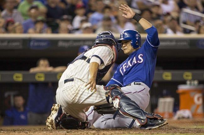 Minnesota Twins vs. Texas Rangers - 7/3/16 MLB Pick, Odds, and Prediction