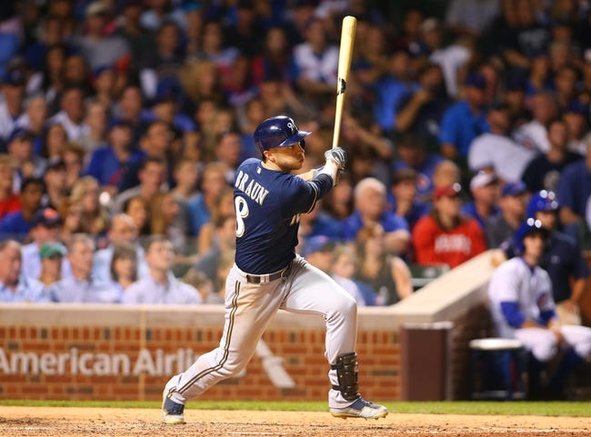 Chicago Cubs vs. Milwaukee Brewers - 8/13/15 MLB Pick, Odds, and Prediction