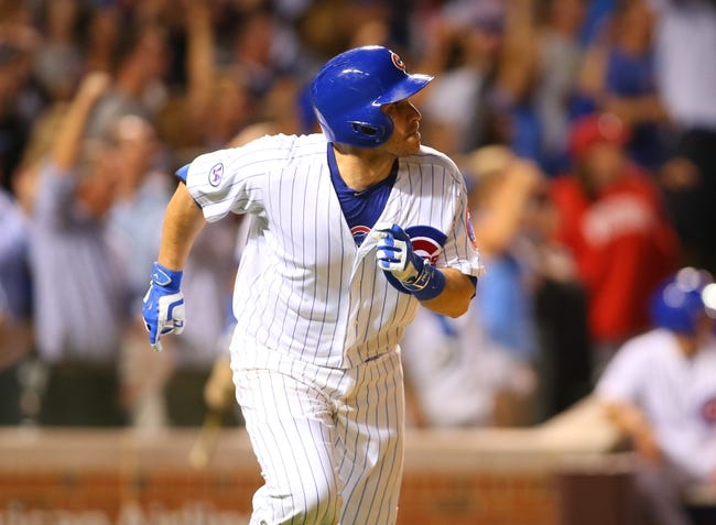 Chicago Cubs vs. Milwaukee Brewers - 9/21/15 MLB Pick, Odds, and Prediction