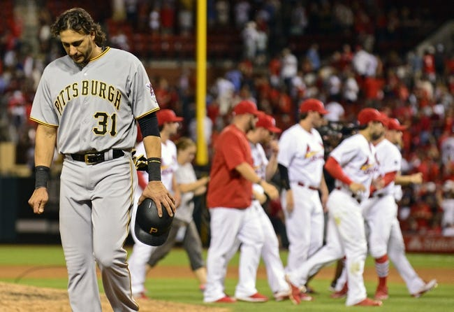 St. Louis Cardinals vs. Pittsburgh Pirates - 8/13/15 MLB Pick, Odds, and Prediction