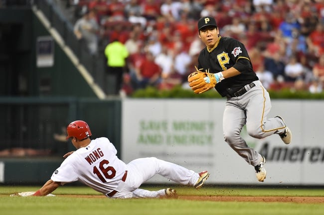 St. Louis Cardinals vs. Pittsburgh Pirates - 9/4/15 MLB Pick, Odds, and Prediction