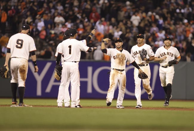 San Francisco Giants vs. Washington Nationals - 8/14/15 MLB Pick, Odds, and Prediction