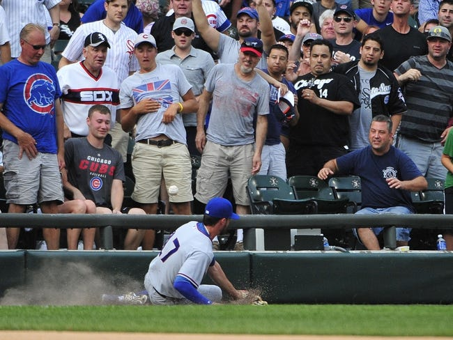 Chicago White Sox vs. Chicago Cubs - 8/15/15 MLB Pick, Odds, and Prediction