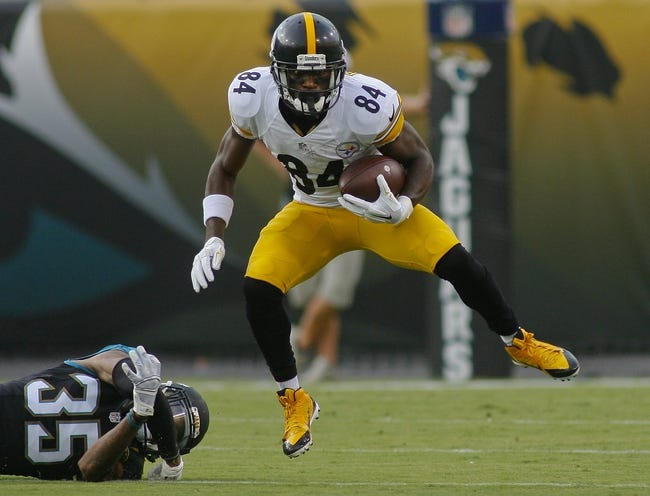 Fantasy Football Draft 2015: Top 10 Wide Receiver (WR) Rankings