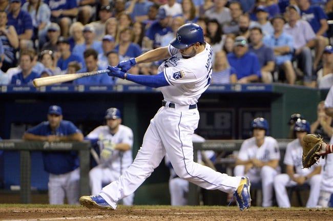 Royals vs. Angels - 8/15/15 MLB Pick, Odds, and Prediction