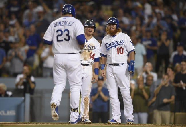 Los Angeles Dodgers vs. Cincinnati Reds - 8/15/15 MLB Pick, Odds, and Prediction