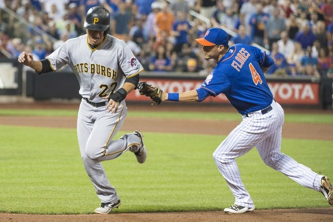 Mets vs. Pirates - 8/16/15 MLB Pick, Odds, and Prediction