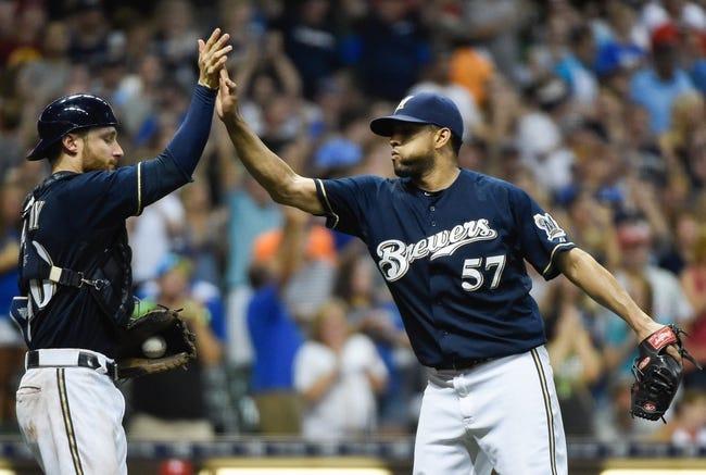 Milwaukee Brewers vs. Philadelphia Phillies - 8/16/15 MLB Pick, Odds, and Prediction