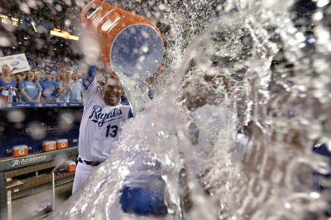 Kansas City Royals vs. Los Angeles Angels - 8/16/15 MLB Pick, Odds, and Prediction