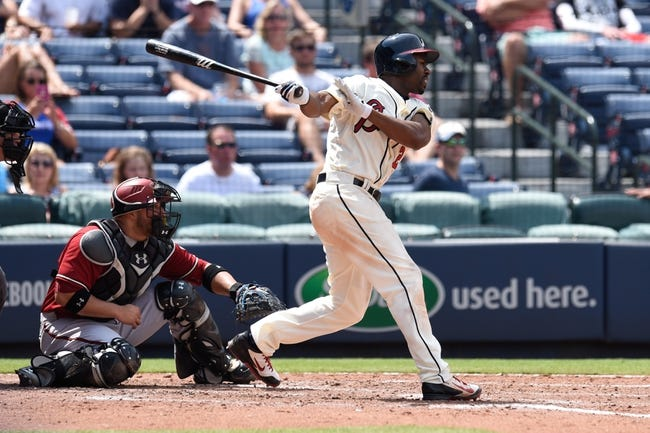 Atlanta Braves vs. Arizona Diamondbacks - 5/6/16 MLB Pick, Odds, and Prediction