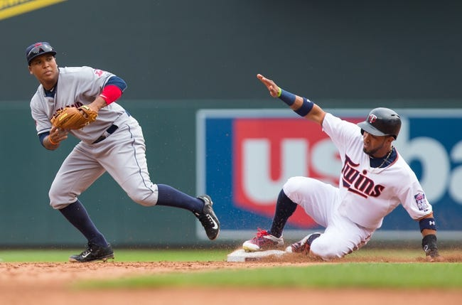 Minnesota Twins vs. Cleveland Indians - 9/22/15 MLB Pick, Odds, and Prediction