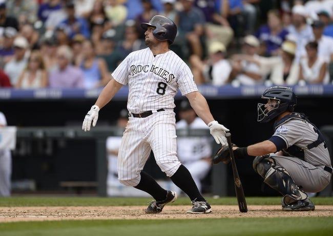 San Diego Padres vs. Colorado Rockies - 9/7/15 MLB Pick, Odds, and Prediction