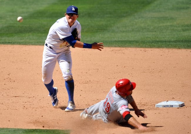 Cincinnati Reds vs. Los Angeles Dodgers - 8/25/15 MLB Pick, Odds, and Prediction