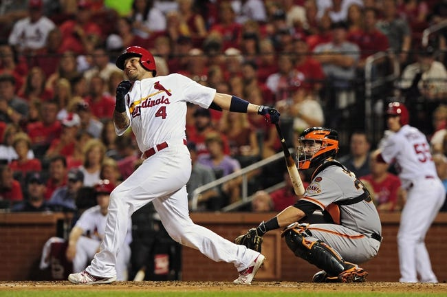 St. Louis Cardinals vs. San Francisco Giants - 8/18/15 MLB Pick, Odds, and Prediction
