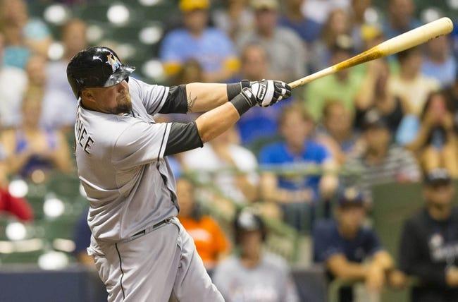 Brewers vs. Marlins - 8/18/15 MLB Pick, Odds, and Prediction