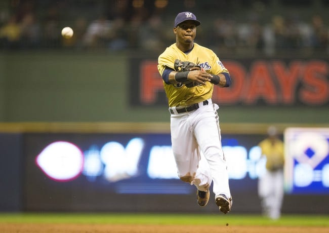 Miami Marlins vs. Milwaukee Brewers - 9/7/15 MLB Pick, Odds, and Prediction