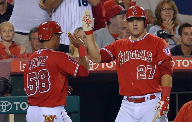 Los Angeles Angels vs. Chicago White Sox - 8/19/15 MLB Pick, Odds, and Prediction