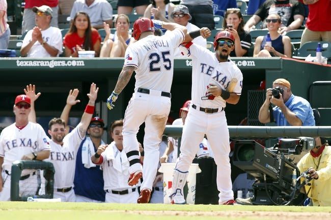 Mariners vs. Rangers - 9/7/15 MLB Pick, Odds, and Prediction