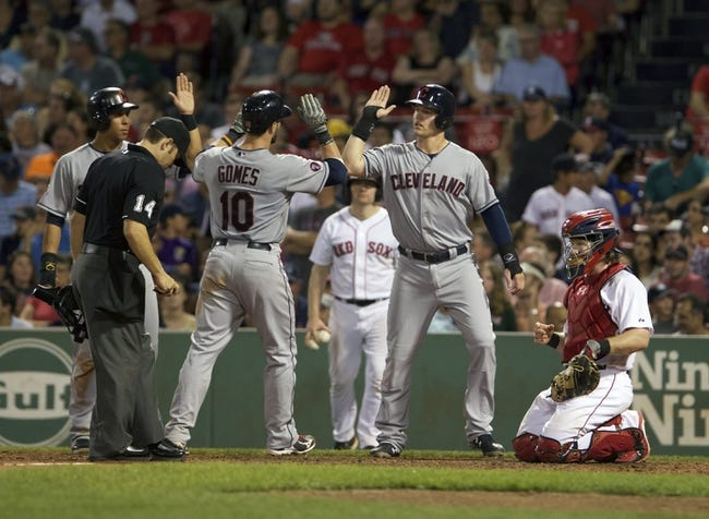 Indians vs. Red Sox - 10/2/15 MLB Pick, Odds, and Prediction