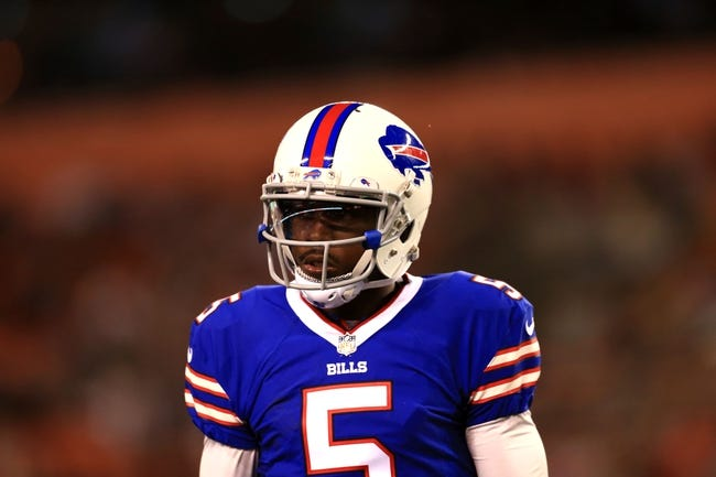 Steelers vs. Bills - 8/29/15 NFL Pick, Odds, and Prediction