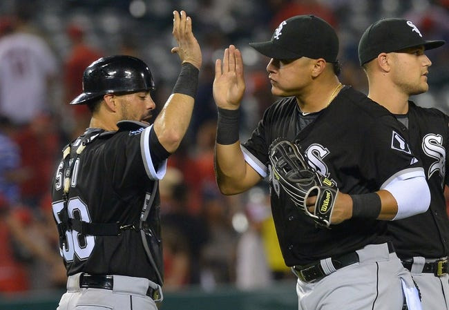 Chicago White Sox vs. Los Angeles Angels - 4/19/16 MLB Pick, Odds, and Prediction