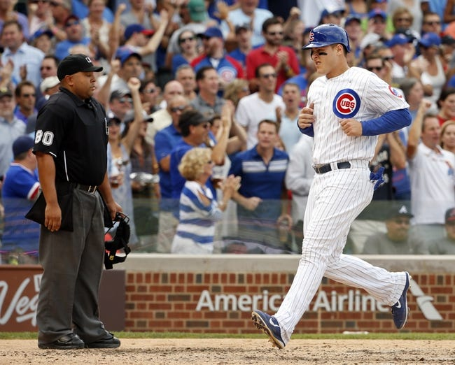 Chicago Cubs vs. Atlanta Braves - 8/22/15 MLB Pick, Odds, and Prediction