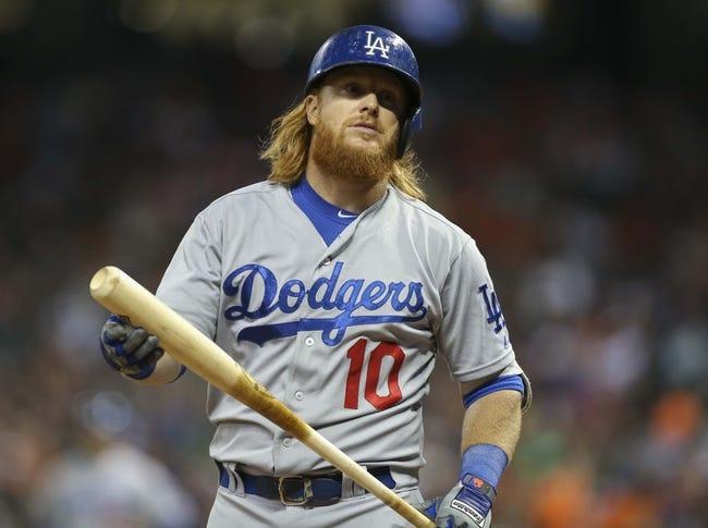 Astros vs. Dodgers - 8/23/15 MLB Pick, Odds, and Prediction