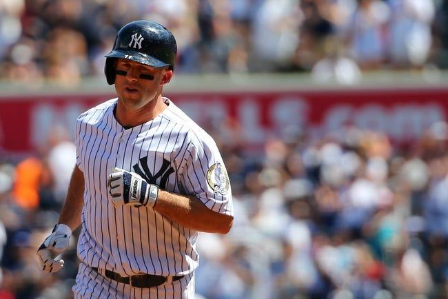 Indians at Yankees - 8/23/15 MLB Pick, Odds, and Prediction
