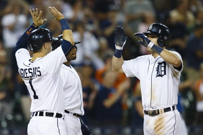Tigers vs. Rangers - 8/23/15 MLB Pick, Odds, and Prediction
