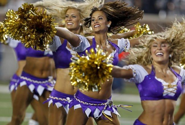 Oakland Raiders vs. Minnesota Vikings - 11/15/15 NFL Pick, Odds, and Prediction