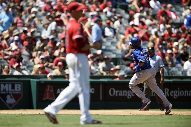 Toronto Blue Jays vs. Los Angeles Angels - 8/23/16 MLB Pick, Odds, and Prediction