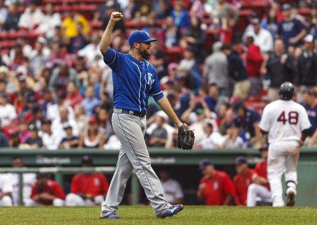 Kansas City Royals vs. Boston Red Sox - 5/17/16 MLB Pick, Odds, and Prediction