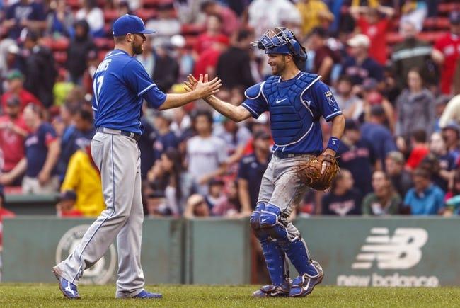 Kansas City Royals vs. Boston Red Sox Game One - 5/18/16 MLB Pick, Odds, and Prediction