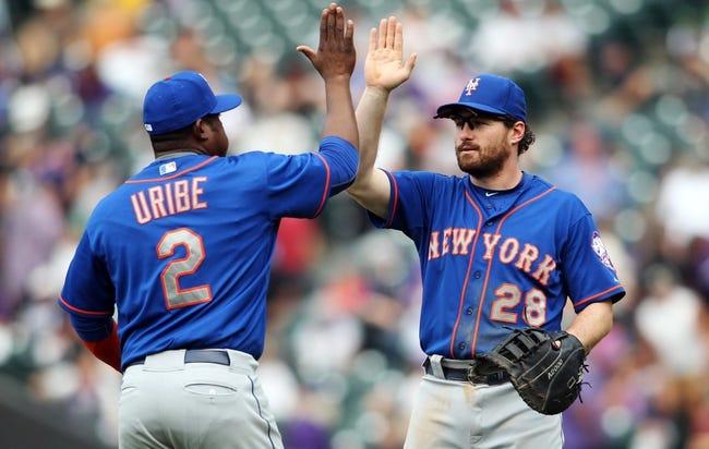 Rockies vs. Mets - 5/13/16 MLB Pick, Odds, and Prediction