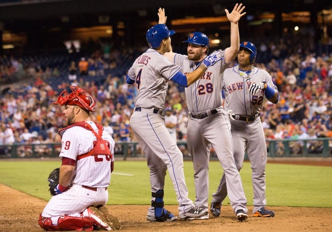 Phillies vs. Mets - 8/25/15 MLB Pick, Odds, and Prediction