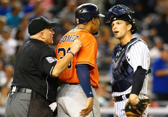 Yankees vs. Astros - 8/26/15 MLB Pick, Odds, and Prediction