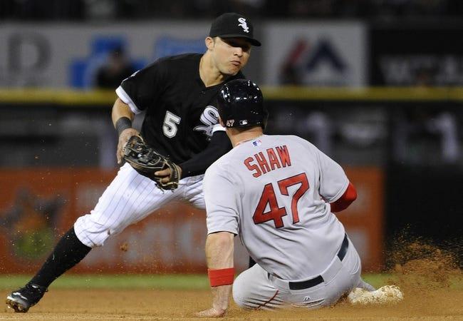 Chicago White Sox vs. Boston Red Sox - 8/26/15 MLB Pick, Odds, and Prediction