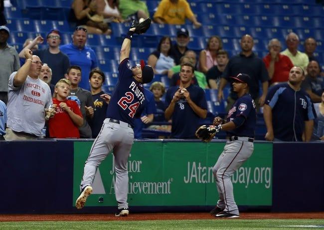 Tampa Bay Rays vs. Minnesota Twins - 8/26/15 MLB Pick, Odds, and Prediction