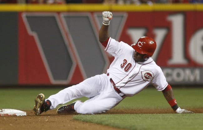Reds vs. Dodgers - 8/27/15 MLB Pick, Odds, and Prediction