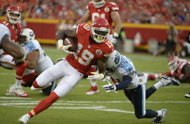 Fantasy Football Draft 2015: Wide Receiver (WR) Busts