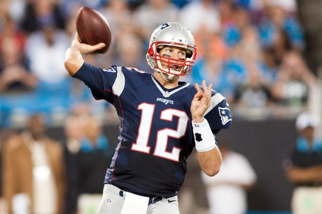 NFL | New York Giants (6-10) at New England Patriots (15-4)