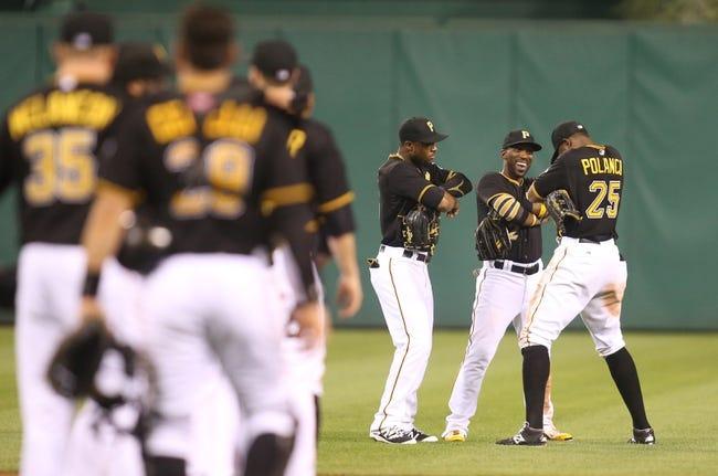 Pirates vs. Rockies - 8/30/15 MLB Pick, Odds, and Prediction