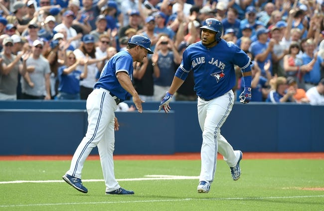 Toronto Blue Jays vs. Detroit Tigers - 8/30/15 MLB Pick, Odds, and Prediction