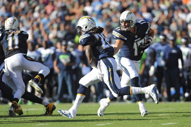 Detroit Lions vs San Diego Chargers - 9/13/15 NFL Pick, Odds, and Prediction