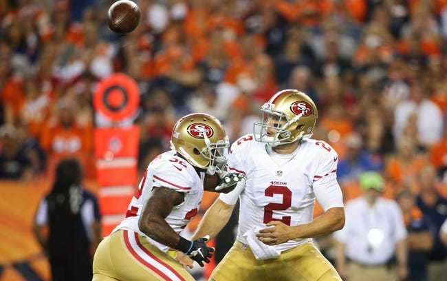 49ers vs. Chargers - 9/3/15 NFL Pick, Odds, and Prediction
