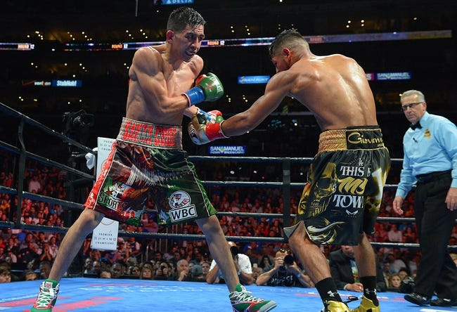 Abner Mares vs. Jesus Cuellar Boxing Preview, Pick, Odds, Prediction - 6/25/16